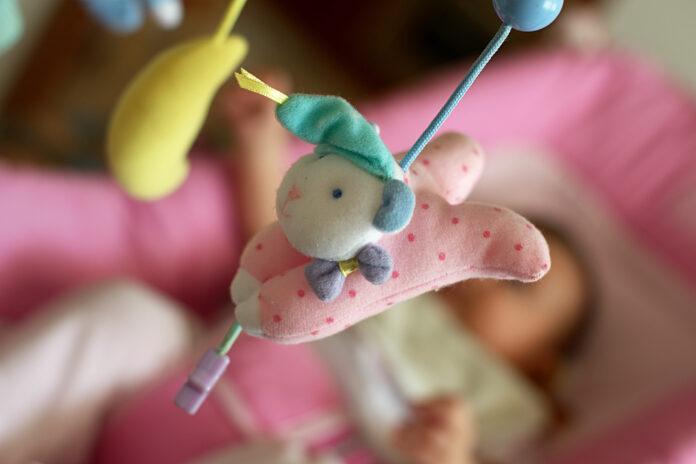 karuzela niemowlęca - jaką wybrać?